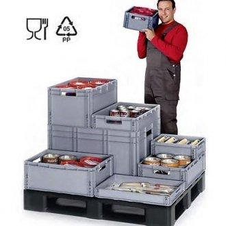 Euroboxen / Lagerbehälter