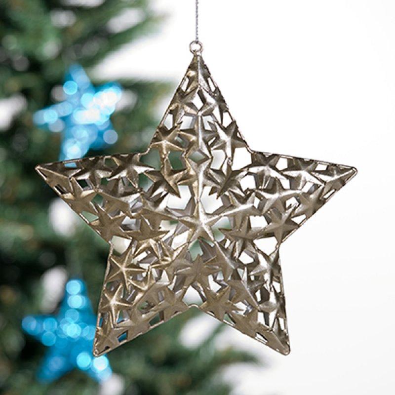 weihnachtliche dekoration gro er stern fensterdeko aufh ng. Black Bedroom Furniture Sets. Home Design Ideas