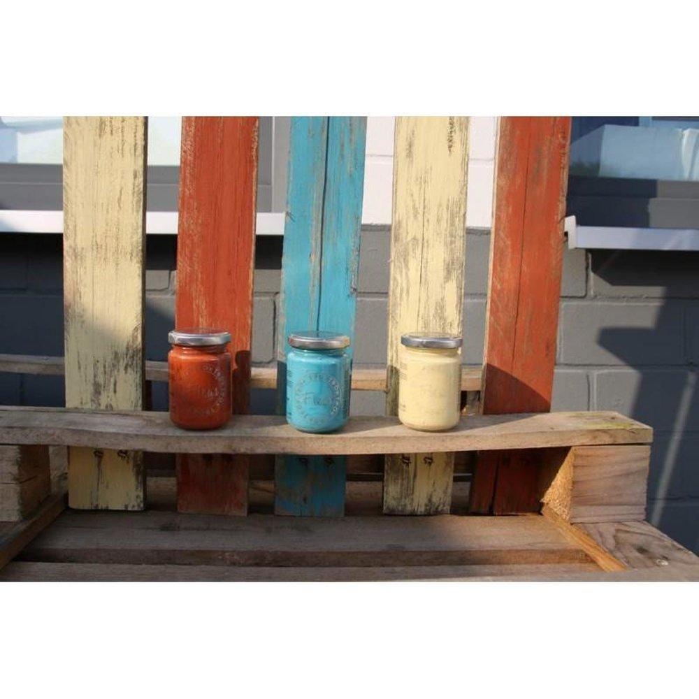 to do fleur shabby kreidefarbe 12014 eggshell chalky look f r m. Black Bedroom Furniture Sets. Home Design Ideas