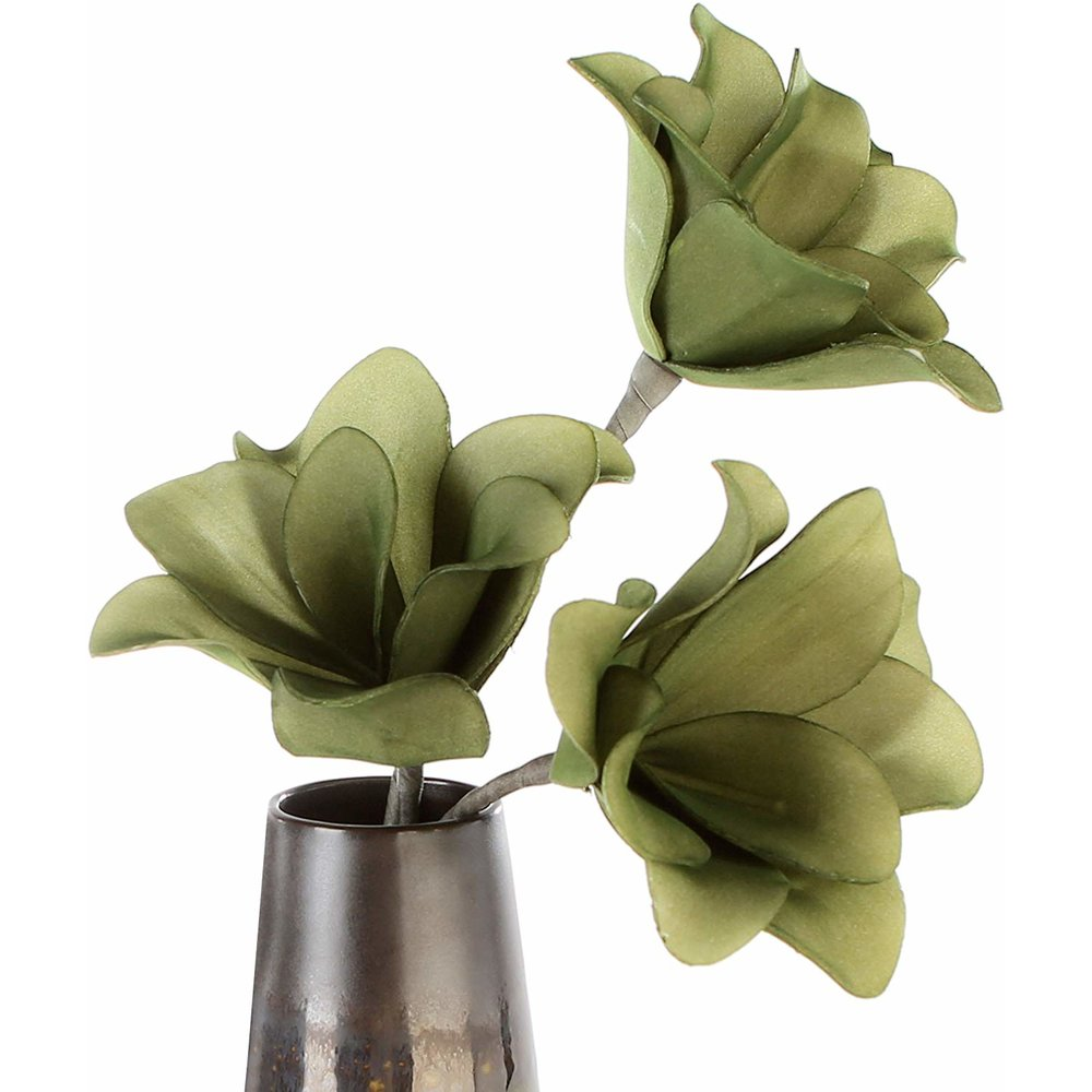 Kunstblume Foam Flower Rumba Kunstliche Blumen Deko Blute