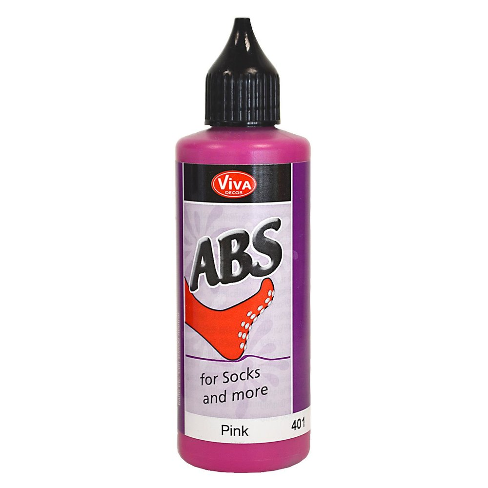 ABS for Socks and more 82ml -Pink-