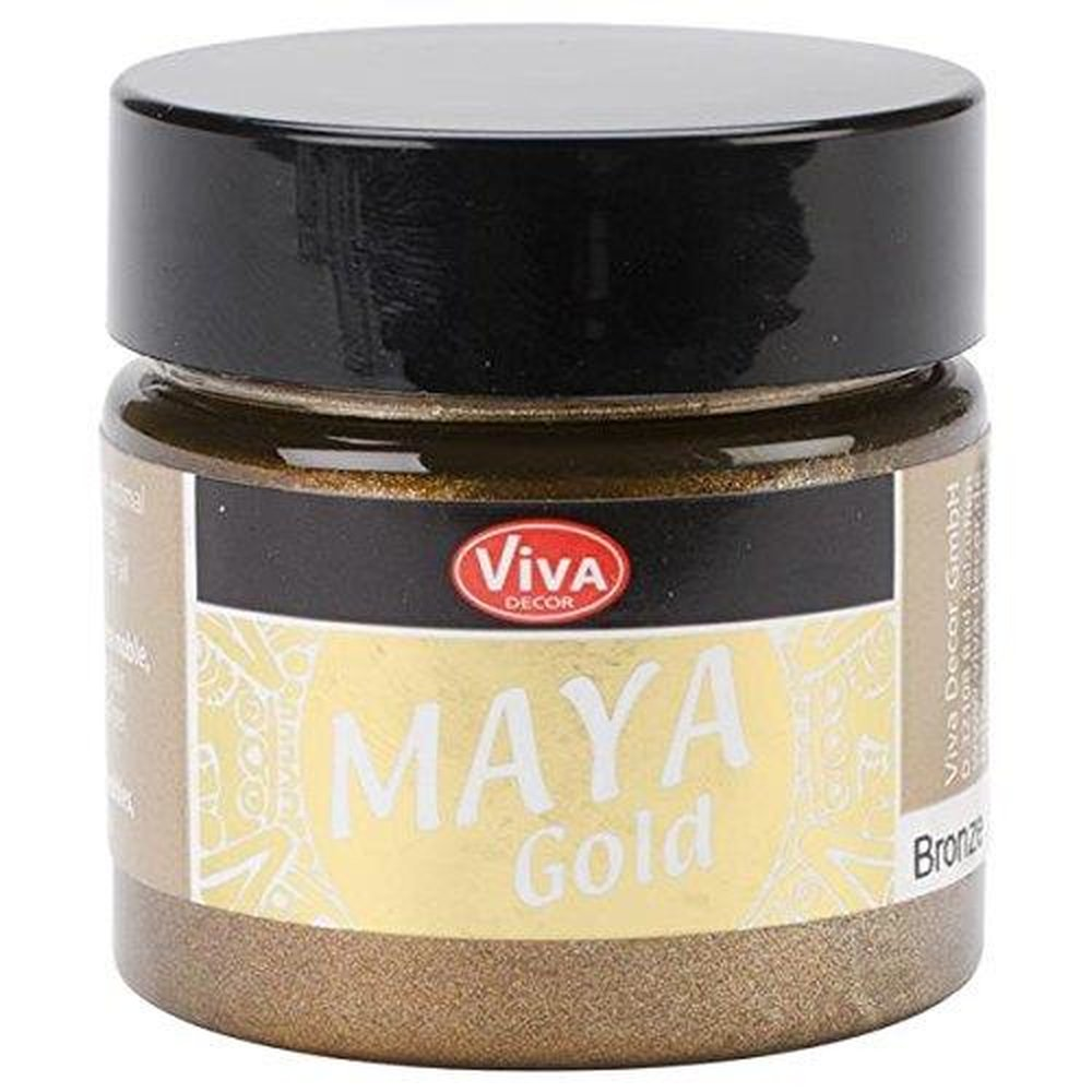 NEU Viva Decor Maya Gold 45 ml, Bronze